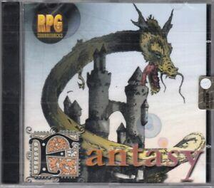 Fantasy di Luigi Maiello vol. 1 Edizioni RPG Soundtrack CD Audio