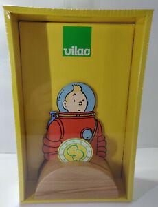 Tintin - Tirelire Vilac - Tintin cosmonaute - (1994) - édition Hergé - neuf