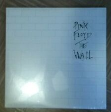 PINK FLOYD THE WALL VINYL LP RARE SEALED 3RD PRESSING 1979 W/ HYPE STICKER RARE!