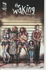 The Waking Dreams End #2 Cover B Zenescope GFT NM Reyes