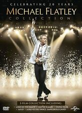 Michael Flatley DVD Collectiion Box Set Complete Live Lord of Dance Feet Flames