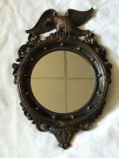 Vintage Dart Eagle Mirror Copper Craft Guild Federal Regency 1959 Home Interior