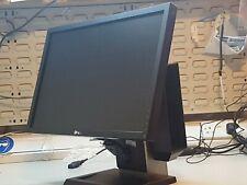 "22"" DELL P2210F WIDESCREEN LCD MONITOR + COMPLETE OPTIPLEX USFF STAND 990 790"