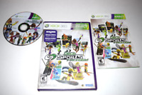Deca Sports Freedom Microsoft Xbox 360 Video Game Complete
