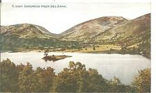 RARE LOVELY VINTAGE POSTCARD,GRASMERE FROM RED BANK,CUMBRIA,1914