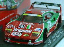SLOT IT SIKF02C FERRARI F40 LE MANS NEW 1/32 SLOT CAR KIT IN ORIGINAL PACKAGING