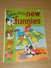 NEW FUNNIES #150 VG (4.0) ANDY PANDA WOODY WOODPECKER DELL COMICS AUGUST 1949