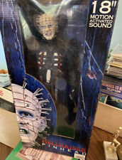 Neca Reel Toys 18? Hellraiser Pinhead Motion Activated Sound 1/4 Scale Figure!