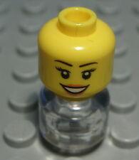 Lego Figur Zubehör Kopf Frau                                           (2371 AA)