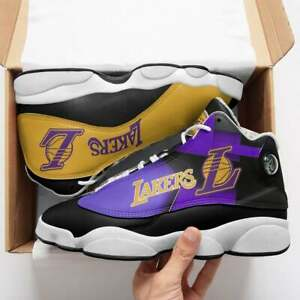 Los Angeles Lakers Air JD13, Los Angeles Lakers NBA Shoes U93A44