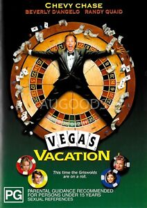 Vegas Vacation -Rare DVD Aus Stock Comedy -Excellent