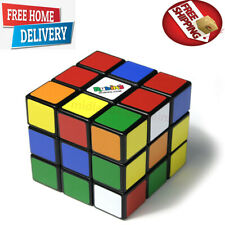 Rubik's Cube Original 3x3x3 Rubix Classic Game Fast Turn Rubik Speed Cube UK New