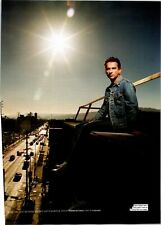 2005 Magazine Print 8X11 Clipping Of Singer/Artist Dave Gahan Of Depeche Mode