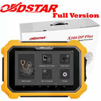 OBDSTAR X300 DP Plus Auto IMMO Programmer Pin Code Odometer Correction EEPROM