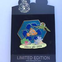 DisneyShopping.com - Nemo Earth Day Series Jumbo Pin LE 500 NEW Disney Pin 61427