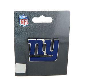 New York NY Giants NFL Football Lapel Pin
