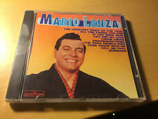 Mario Lanza self titled cd The Entertainers SEALED 21 tracks