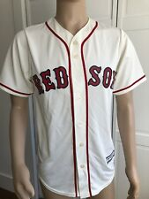 Size Small Boston Red Sox Vintage Cool Base Majestic Jersey Cream Color 🔥🔥⚾️⚾️