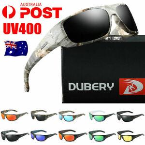 Men Sunglasses Polarized Glasses Driving Sports Outdoor Sport Fishing Eyewear AU