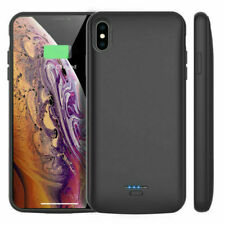 4000mAh iPhone X/XS Battery Charging Case USB Power Bank Pack Charger Case