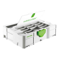 Festool Systainer with Compartment Lid SYS 1 TL-DF 497851