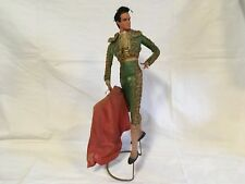 Vintage 1960s Matador Bull Fighter Figure ~ Matador Doll