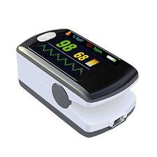 24 Stunde CMS50E SPO2 Pulsoximeter Pulsoxymeter Finger Puls Oxymeter Oximeter
