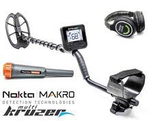 Makro Multi Kruzer Metalldetektor Metallsonde Metallsuchgerät + gratis Pointer