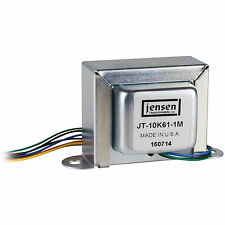 Jensen JT-10K61-1M Premium Line Transformer for Vacuum Tube
