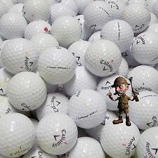 36 gebrauchte Chrome Soft Callaway Golfbälle Lakeballs - AAA - AA Qualität C-5