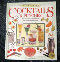 Complete Book of Cocktails and Punches by Sue Michalski (Hardback, 1998)