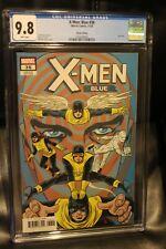 X-MEN BLUE #36 CGC 9.8 Michael Allred Variant Cover Final Issue Marvel 2018