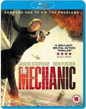 The Mechanic (Blu-ray, 2011) New & Sealed FREE SHIPPING