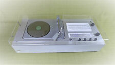 Braun Audio 1 60's record Player / Radio  Serviced & fully working.