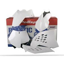 KTM 250SXF 2007 2008 2009 2010 White Plastic Kit Plastics 75-901-28