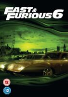 Fast & Furious 6 - Rápido And The Furious DVD Nuevo DVD (8295072)