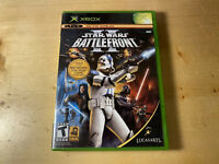 Star Wars: Battlefront II (Microsoft Xbox, 2005) Complete Ships Free