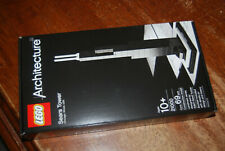 New LEGO Architecture 210000 Sears Tower Factory Sealed Original 2008