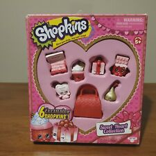 Shopkins Sweet Heart Collection 6 Exclusive Shopkins