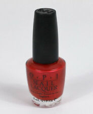 Opi Tinsel Town Red Jc 012 Rare Black Label Nail Polish