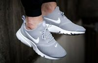 New NIKE Presto Fly Sneaker wolf grey Mono Mens all sizes