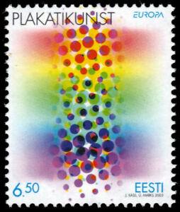 "ESTONIA 458 - Europa ""Poster Art"" (pa65486)"