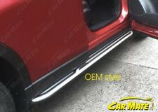 2017-2018 CX5 OEM STYLE  SIDE STEPS FITTED