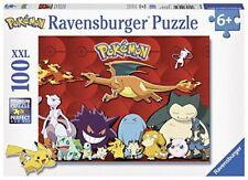 Ravensburger Jigsaw Puzzle POKEMON - 100  XXLarge Pieces