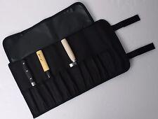 """11 Poche - 17"""" Portable Knife Carry case Petit Sac Pochette Plié Craft couteaux M _ o"""