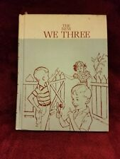 The New We Three 1963 Scott Foresman Reader Reading for Independence Revised Vtg