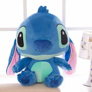 20/35/40cm Cute Lilo & Stitch Plush Dolls Soft Toys Teddy Disney Figure Kid Xmas