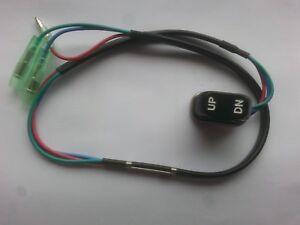 Yamaha Power Trim & Tilt Switch 703-82563-02-00