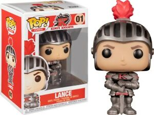 Funko Pop King's Knight Lance 01 New In Stock