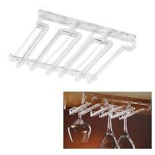 Prodyne Acrylic Stemware Rack Under Cabinet Modular Shelf  AR-100